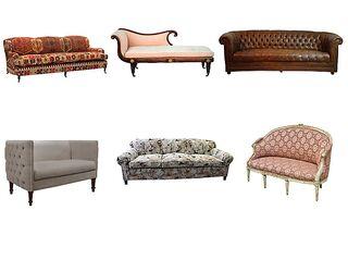 Разновидности диванов и их свойства