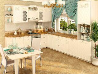 Обзор кухонного гарнитура Тиффани