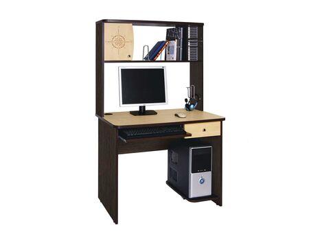 Стол компьютерный Орион 2.10 Венге-Танзай