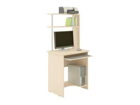 Стол компьютерный Фортуна 25 Кобург