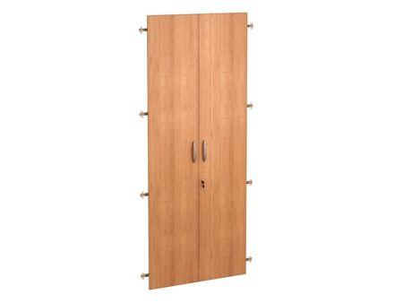 Двери ЛДСП 5 секций с замком Альфа 61.58