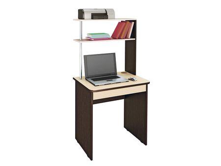 Стол компьютерный Фортуна 37 Венге-Кобург