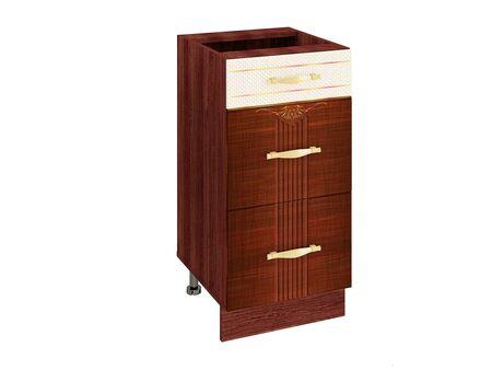Стол кухонный (3 ящика с метабоксами) Каролина 11.59