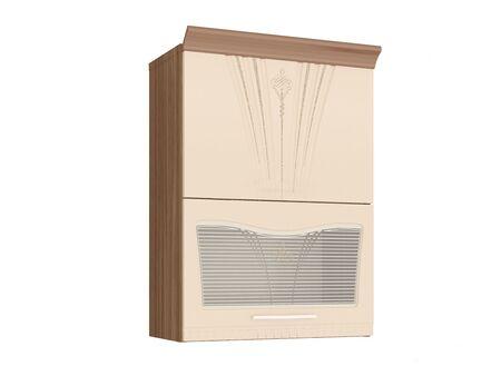 Шкаф-витрина кухонный (с системой плавного закрывания) Афина 18.80