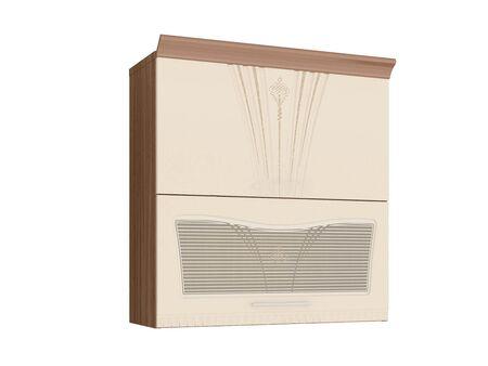 Шкаф-витрина кухонный (с системой плавного закрывания) Афина 18.81