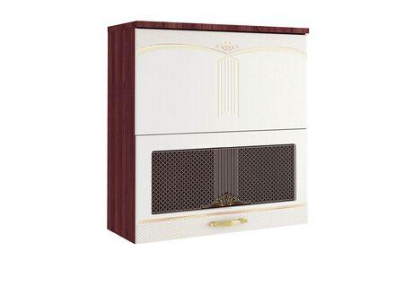 Шкаф-витрина кухонный (с системой плавного закрывания) Каролина 11.81