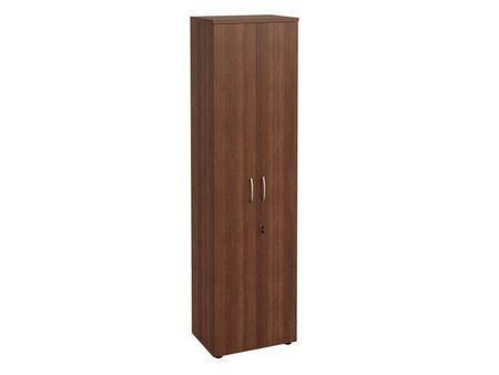 Шкаф офисный для одежды малый с замком Альфа 62.43