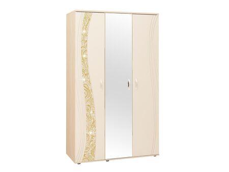 Шкаф трехдверный с зеркалом Соната 98.12