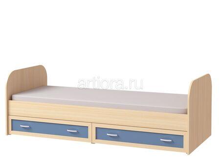 Кровать с ящиками Камилла 2.1 (800х1900)