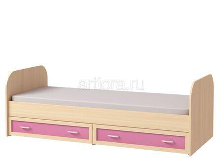 Кровать с ящиками Камилла 2.2 (800х1900)