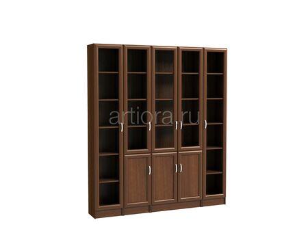 Набор книжных шкафов - Библиотека 3
