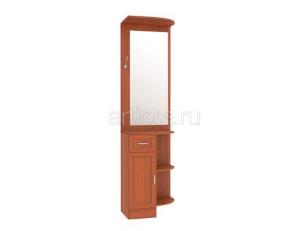 Секция с зеркалом и дверью Венера
