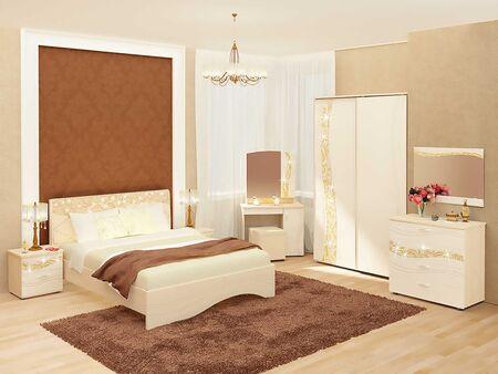 Спальный гарнитур Соната 3