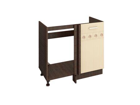 Стол кухонный под мойку угловой (лев/прав) Аврора 10.52.1