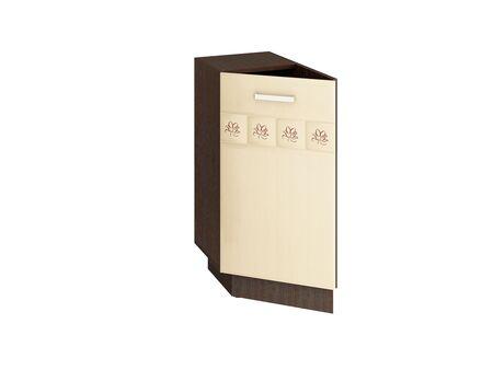 Стол кухонный торцевой (лев) Аврора 10.65.1