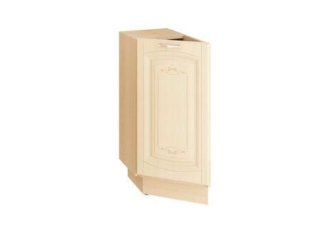Стол кухонный торцевой (лев) Глория 03.65.1