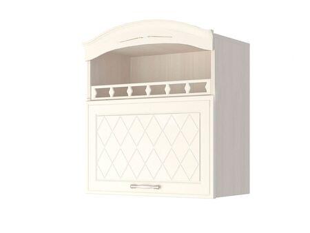 Шкаф кухонный над вытяжкой с нишей Тиффани 19.13