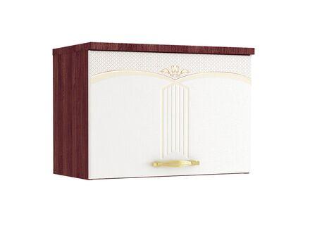 Шкаф кухонный над вытяжкой (с системой плавного закрывания) Каролина 11.83