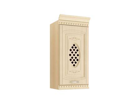 Шкаф кухонный с решеткой (лев/прав) Глория 03.05