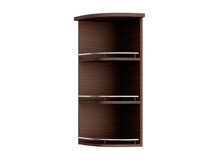 Шкаф кухонный торцевой (лев/прав) Аврора 10.18