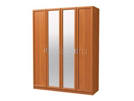 Шкаф четырехстворчатый Диона