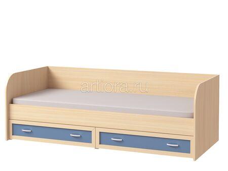 Кровать с ящиками Камилла 1.1 (800х1900)