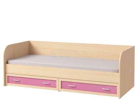Кровать с ящиками Камилла 1.2 (800х1900)
