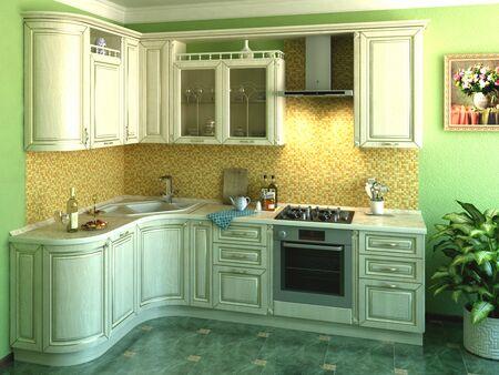 Кухонный гарнитур Пенелло
