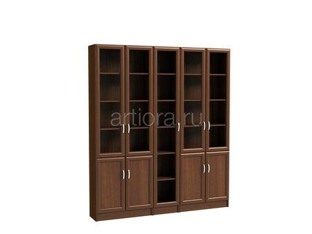 Набор книжных шкафов - Библиотека 5