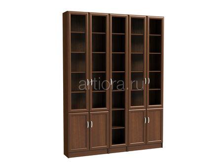 Набор книжных шкафов - Библиотека 6