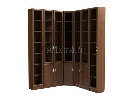 Набор книжных шкафов - Библиотека 8