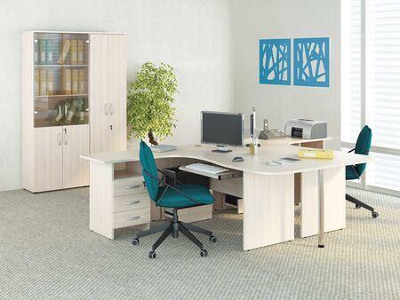 Набор мебели для офиса Альфа_63 3