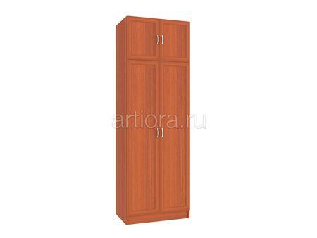 Шкаф двухстворчатый  с антресолью (платяной) ШК-16