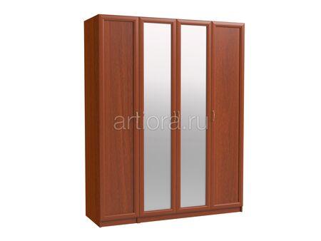 Шкаф четырехстворчатый Эльза К-1