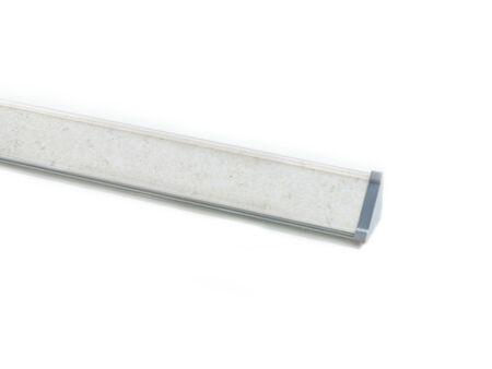Плинтус (с заглушками) ПЛ 10