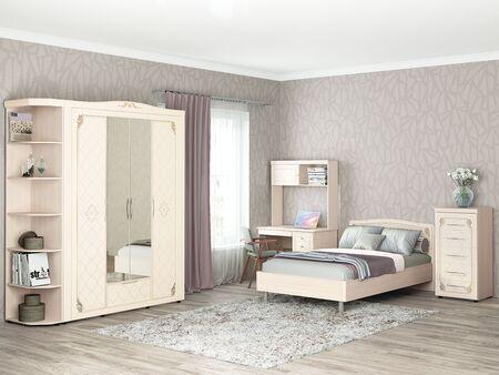 Спальный гарнитур  Версаль 1