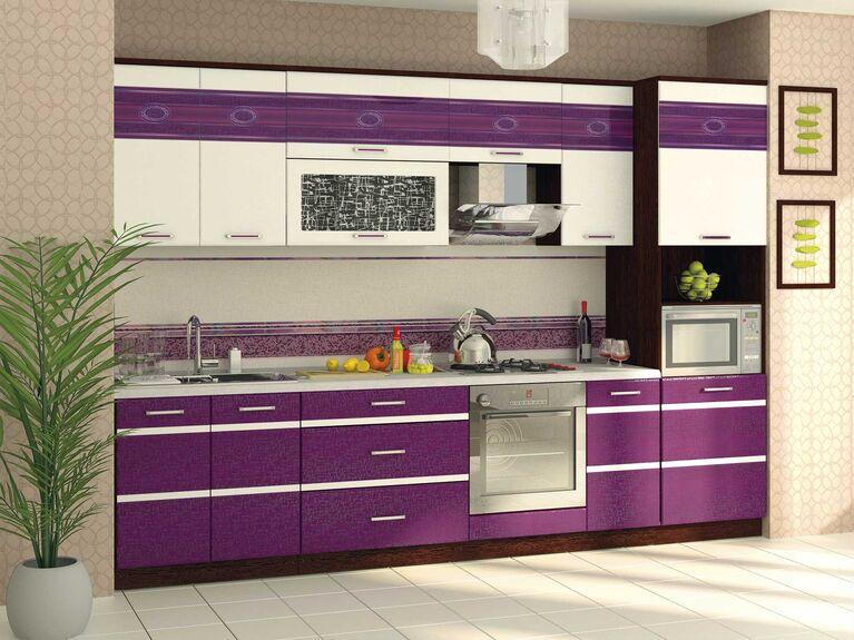 Кухонный гарнитур Палермо 3 (ширина 300 см)