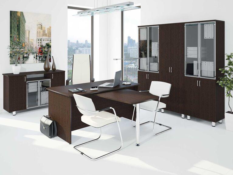 Набор мебели для офиса Лидер-Престиж 1