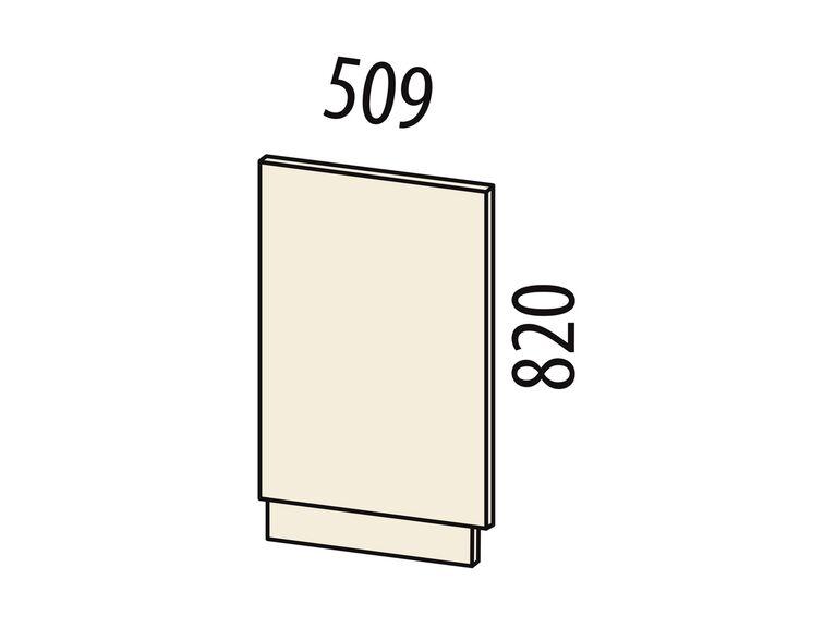 Панель боковая левая кухонная Виктория 20.93