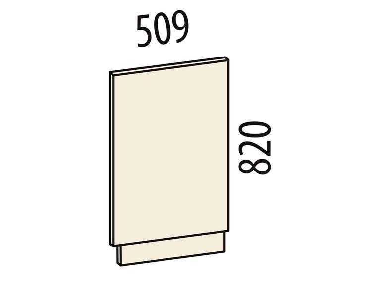 Панель боковая правая кухонная Виктория 20.94