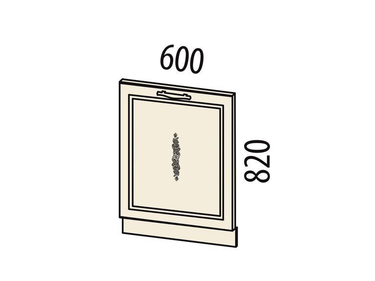 Панель для посудомоечной машины Виктория 20.69